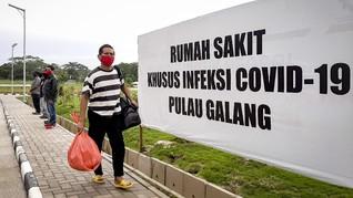 RS Pulau Galang Bakal Bantu Kurangi Beban Corona Surabaya
