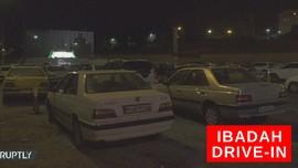 VIDEO: Ibadah Drive in di Iran