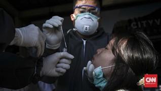 Mei Ditutup 700 Kasus Baru Corona dan Target Meleset Jokowi