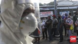 Jokowi Beri Target Baru Uji Spesimen Corona 20 Ribu Per Hari