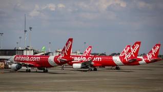 Terdampak Covid-19, Bos AirAsia Buat Aplikasi Pesaing Gojek