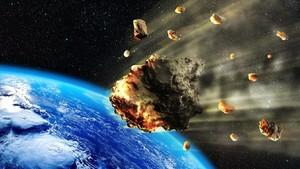 LAPAN Jelaskan Simulasi Asteroid 2021 PDC Tabrak Bumi