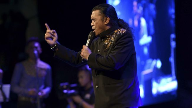 THE GODFATHER OF BROKEN HEART DIDI KEMPOT. (Didi Kempot Official)