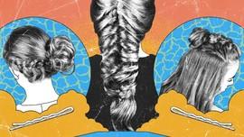 INFOGRAFIS: Gaya Ikat Rambut untuk Si Rambut Panjang