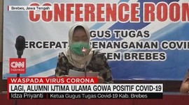 VIDEO: Lagi, Alumni Ijtima Ulama Gowa Positif Covid-19