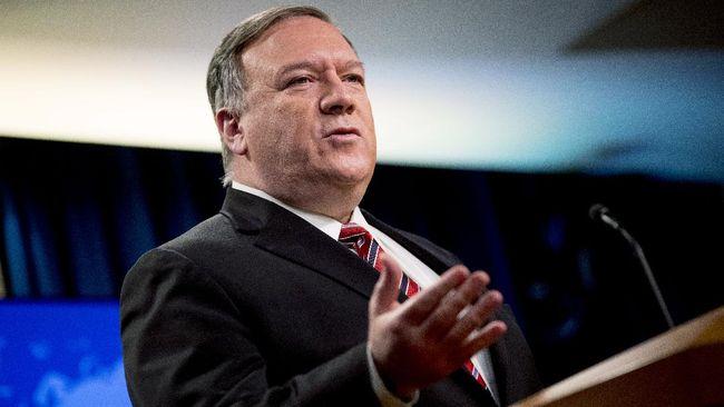 Amerika Serikat menyatakan akan mencegah Iran membeli tank dari China dan sistem pertahanan udara Rusia.