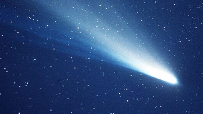 komet halley