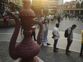 Lockdown Corona Dilonggarkan, Warga India Antre Beli Miras