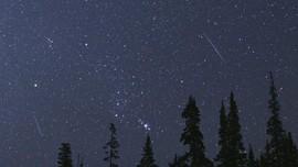 Fenomena Langit Pekan ini, Ada Puncak Hujan Meteor 25 Oktober
