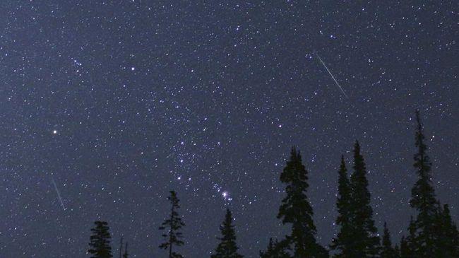 Sejumlah fenomena astronomi dilaporkan akan berlangsung pekan awal Mei 2021, salah satunya hujan meteor.