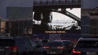 Tutup sejak 1979, Bioskop Drive-in Iran Dibuka akibat Corona