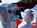 Polda Malut Bentuk 2 Peleton Khusus Pengurus Jenazah Corona