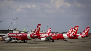 AirAsia Tambah Frekuensi Penerbangan Domestik