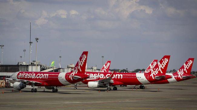 AirAsia berhasil menghimpun dana sebesar Rp1,17 triliun melalui dua kali private placement.