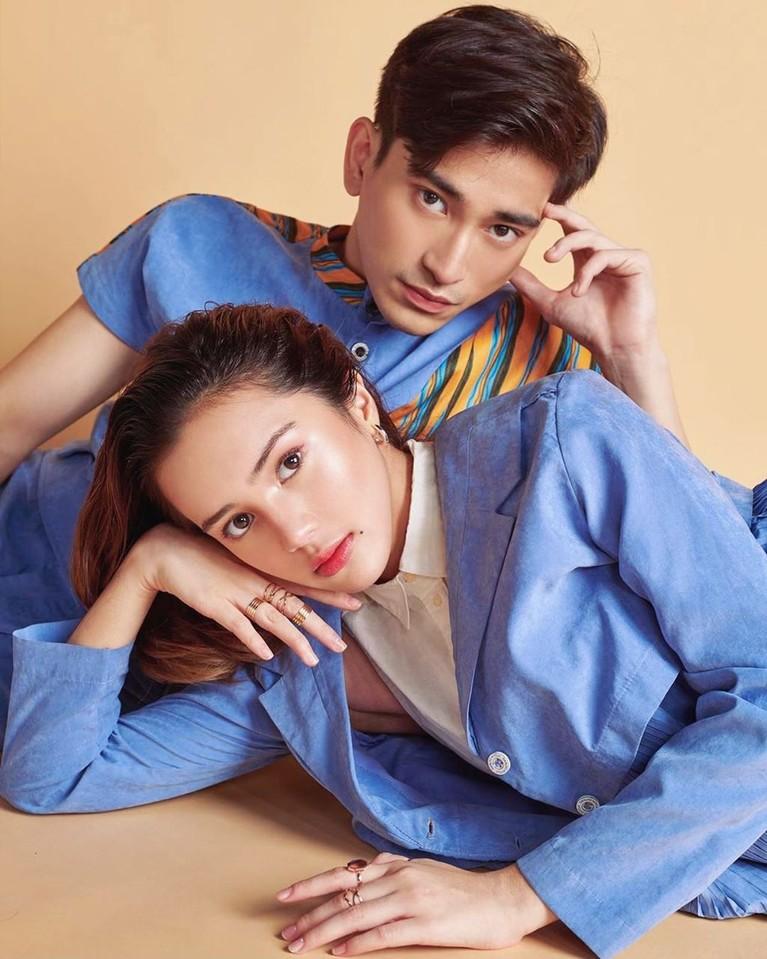 Paras Bio One yang tampan dan Beby Tsabina yang cantik dianggap cocok oleh netizen.