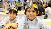 <p>Tahun ini merupakan Ramadhan kedua yang dijalani Hafuza dan Hisyam tanpa sang ayah, Bun. (Foto: Instagram @hafuza_hisyam)</p>