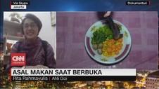 VIDEO: Asal Makan Saat Berbuka