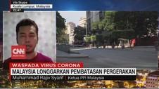 VIDEO: Malaysia Longgarkan Pembatasan Pergerakan