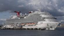 Pelayaran Kapal Pesiar Carnival Cruise Ditunda Hingga 2021