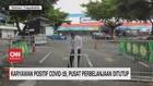 VIDEO: Karyawan Positif Covid-19, Pusat Perbelanjaan Ditutup