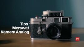 VIDEO: Tips Merawat Kamera Analog