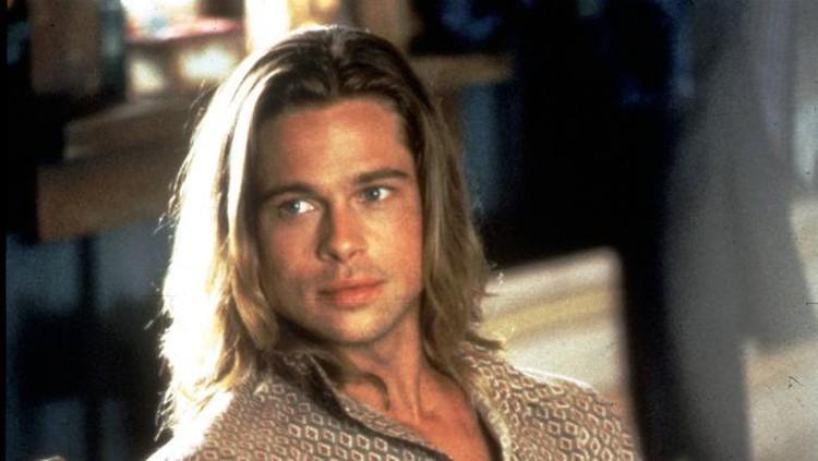 204937 03: Brad Pitt in the film