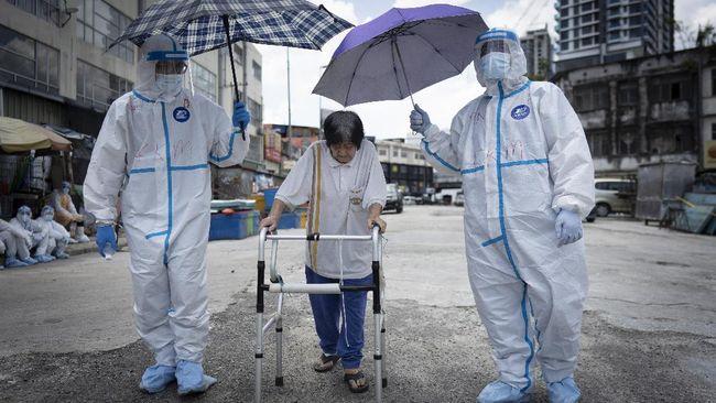 Malaysia melarang penduduk yang positif terinfeksi Covid-19 dilarang memberikan suara dalam pemilu Negara Bagian Sabah.