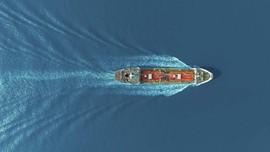 Tabrakan Kapal di China, Tumpahan Minyak Cemari Pelabuhan