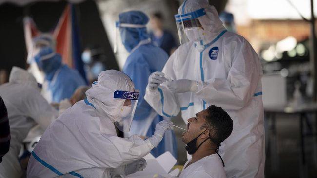 Direktur Jenderal Kesehatan Malaysia Noor Hisham Abdullah mengatakan sebanyak 92 persen kasus Covid-19 baru di negaranya belum memiliki riwayat vaksinasi.