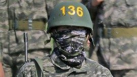 Tenteng Senjata, Son Heung Min Pakai Nomor 136 saat Wamil