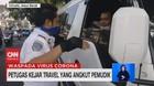 VIDEO: Petugas Kejar Travel Yang Angkut Pemudik