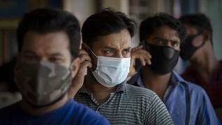Tak Pakai Masker di Qatar Diancam Penjara 3 Tahun