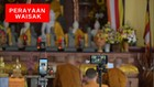 VIDEO: Perayaan Waisak Secara Live Streaming
