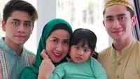 <p>Venna Melinda memiliki tiga orang anak, Verrell Bramasta Fadilla, Athalla Naufal, dan si bungsu Vania Athabina. (Foto: Instagram @bramastavrl)</p>