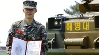 Son Heung Min Raih Penghargaan Usai Tuntaskan Wajib Militer