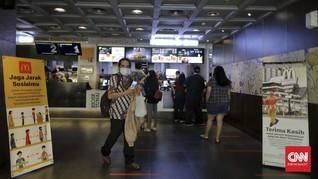 Malam Ini McDonald's dan 33 Gerai Lain di Sarinah Mulai Tutup