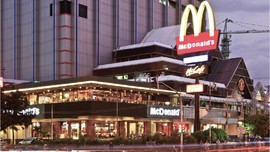 Gerai McDonald's Sarinah Pertama di Indonesia Tutup Permanen