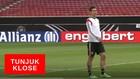 VIDEO:  Bayern Tunjuk Klose Sebagai Asisten Pelatih
