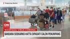 VIDEO: Bandara Soekarno-Hatta Dipadati Calon Penumpang