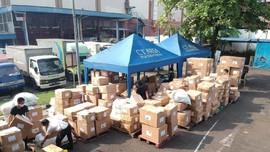 Donasi CT Arsa-Transmedia Bantu Nakes Siap Lawan Pandemi