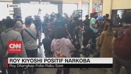 VIDEO: Roy Kiyoshi Positif Narkob