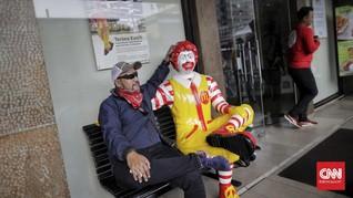 FOTO: McDonald's Tutup, Sarinah Akan Ganti 'Wajah'