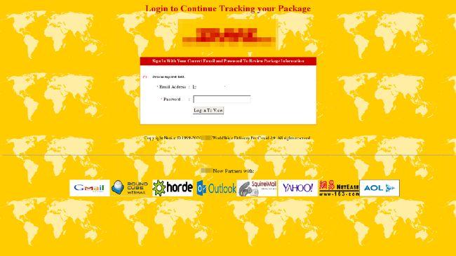 Modus baru peretasan, menyerang masyarakat yang menunggu paket pesanan online dengan berpura-pura dari jasa pengiriman barang.