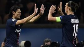 Ibrahimovic Benci Cavani dan Tiga Rekan Setim yang Lain