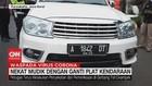 VIDEO: Nekat Mudik dengan Ganti Plat Kendaraan