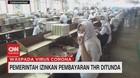 VIDEO: Pemerintah Izinkan Pembayaran THR Ditunda