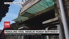 VIDEO: Pemulung Viral Memiliki Rumah Bertingkat
