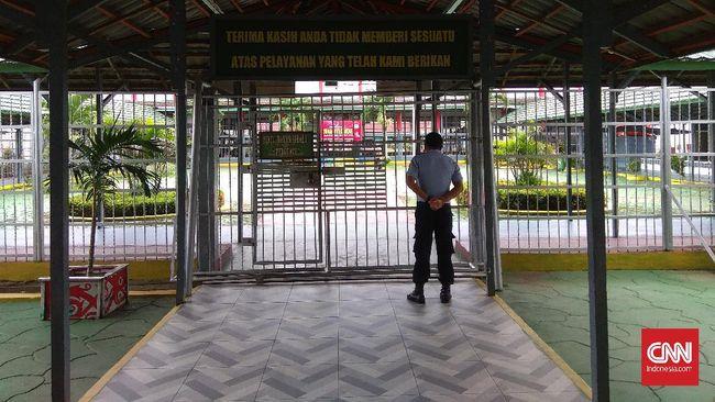 Lapas Kelas II A Pontianak, Kalimantan Barat