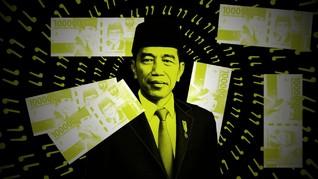 Alur BLT Rp600 Ribu dari Jokowi ke Kantong Masyarakat