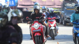Jatim Bebaskan Denda Pajak Kendaraan hingga 28 November 2020
